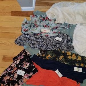 Tops - Resell bundle 8pc NWT